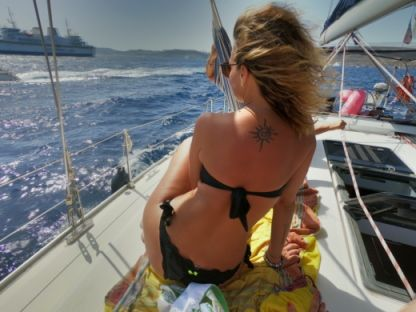 Charter Sailboat Blue Lagoon Charter Saint Julian's