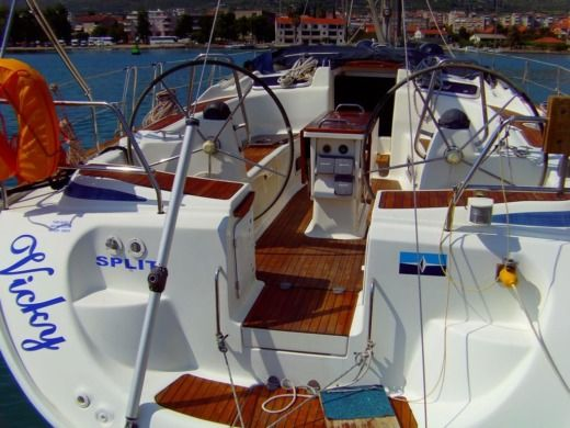 Bavaria 46 Cruiser in Trogir for hire