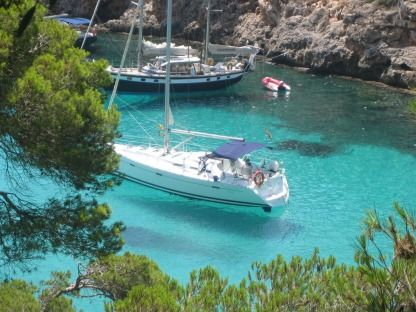 Rental Sailboat Beneteau Oceanis 393 Ibiza