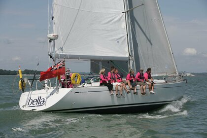 Rental Sailboat Grand Soleil 50 Lymington