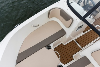 Hire Motorboat BAYLINER VR5 Le Bourget-du-Lac