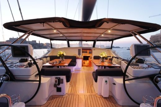 Sailboat Superyacht Margaret Ann Event Charter peer-to-peer
