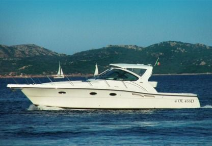Rental Motorboat Tiara 3600 Open Palau