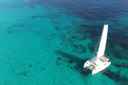Location Catamaran Lagoon 400 S2 Guna Yala