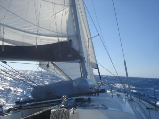 BENETEAU Oceanis 473 GTE in Marseille for hire