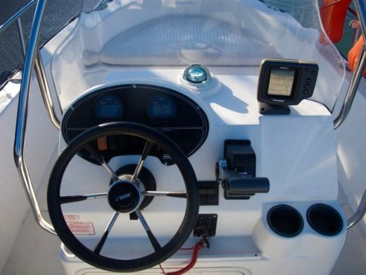 Lancha Boston Whaler 180 Dauntless entre particulares