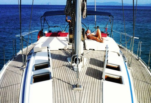 Bavaria 47 Exclusive en Ibiza