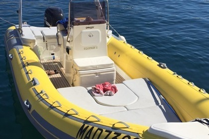 Rental RIB BSC 70 RS Marseille
