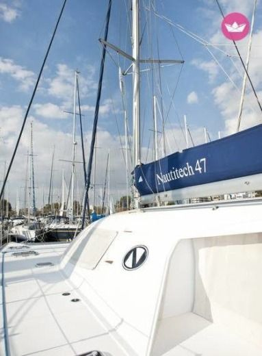 Catamaran Nautitech Nautitech 47 for hire