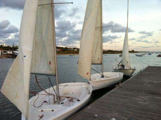 Charter sailboat in 21459 El Rompido, Huelva peer-to-peer