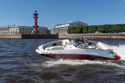Hire Motorboat Challenger 230 Saint Petersburg