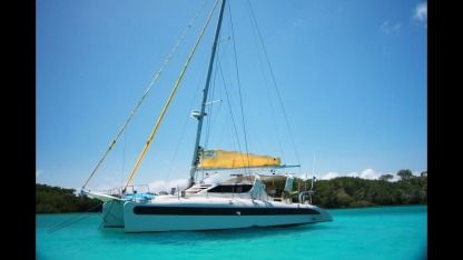 Location Catamaran Dean 441 Bali