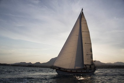 Hire Sailboat TAYANA 37 Altea