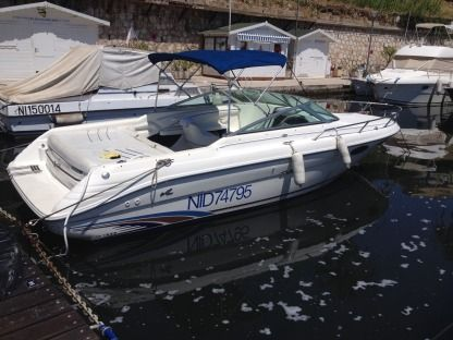 Miete Motorboot Sea Ray Vedette Beaulieu-sur-Mer