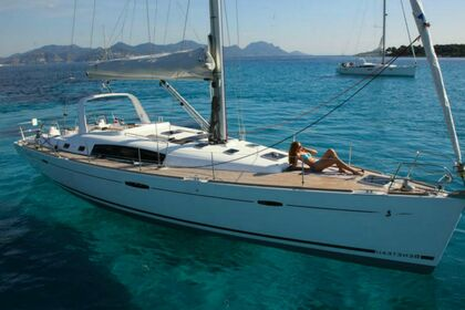 Rental Sailboat Beneteau Oceanis 50 Richmond