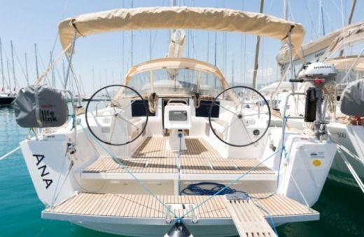 Charter Sailboat Dufour 410 Grand Large (Ana) Kaštel Gomilica