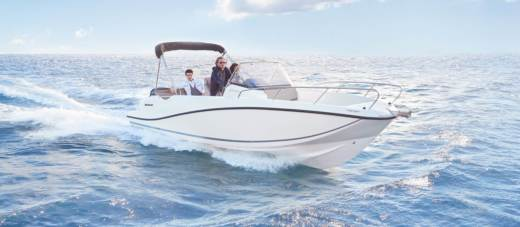 Motorboat Quicksilver 675 Activ Open for hire