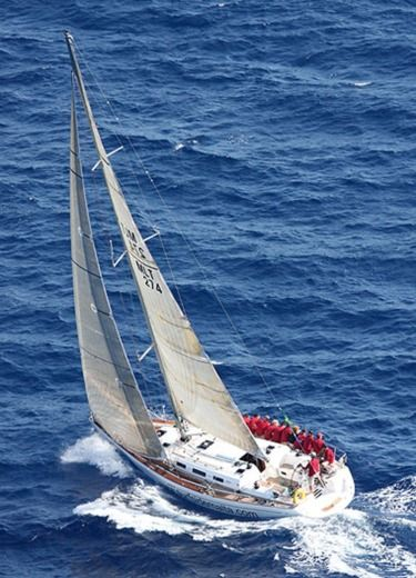 Dufour 44 Performance in Malta