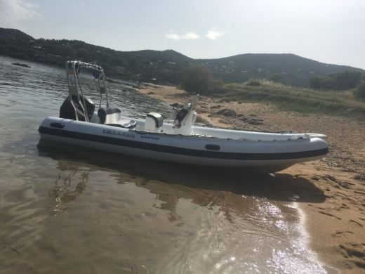 RIB Lomac Beluga 20 for hire