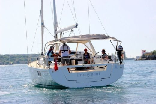 Beneteau Oceanis 48 in Minorque for hire