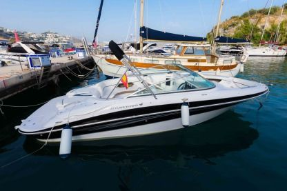 Miete Motorboot Four Winns H240 Nerja