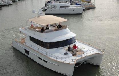 Miete Katamaran Fountaine Pajot Queensland 55 Hyères