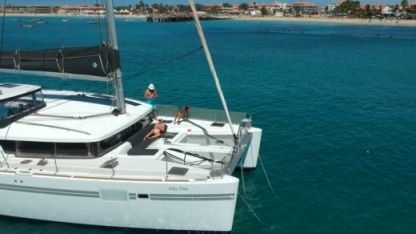 Location Catamaran Lagoon 450 S Mindelo