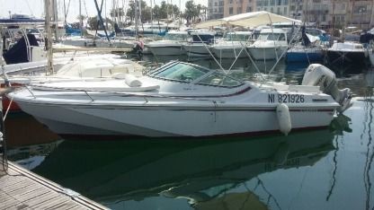Verhuur Motorboot Boston Whaler Temptation 2200 Cannes