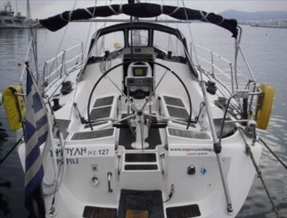 Charter Sailboat Elan 40 Sd Kavala