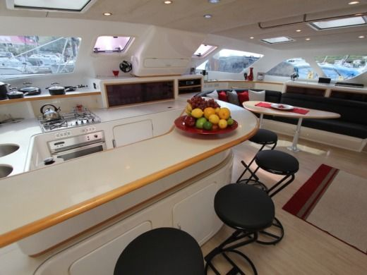 Voyage Yachts 580 in British Virgin Islands for hire