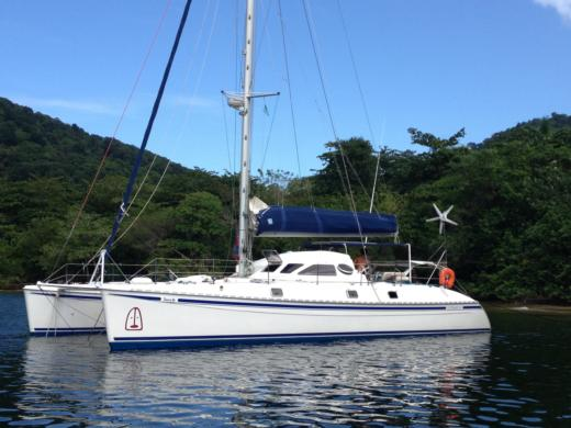 Catamarán OUTREMER YACHTING 45 en alquiler