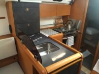 Sailboat Jeanneau Sun Odyssey 349 for rental