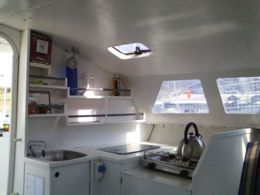 Catamaran Fountaine Pajot Louisiane