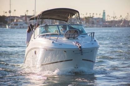 Charter Motorboat Sea Ray Sundancer Newport Beach