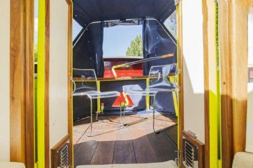 Houseboat Stephen Goldsbourgh Boats Custom da noleggiare