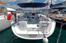 Sailboat Beneteau Cyclades 50.4 Tautha
