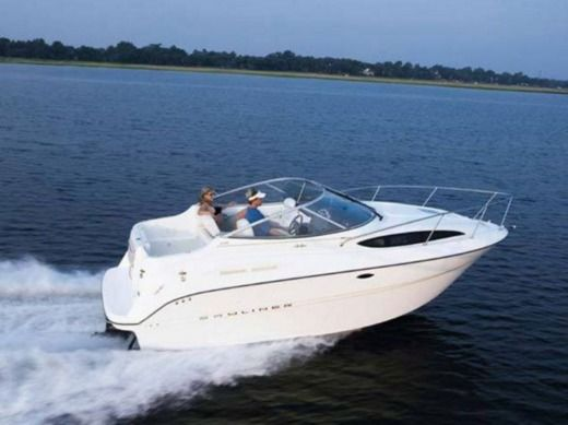 Motorboat Bayliner 245 Sb