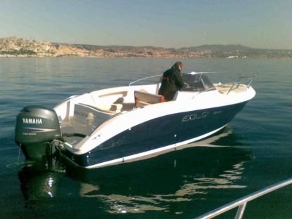 Rental Motorboat Eolo 650 Day Marseille
