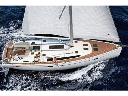 Charter Sailboat Bavaria Cruiser 51 Trogir