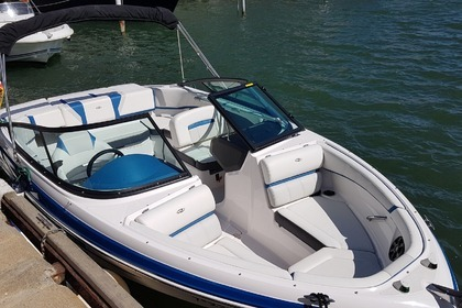 Verhuur Motorboot Regal regal model 2000 Empuriabrava