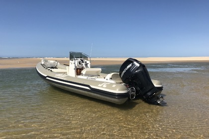 Location Semi-rigide Semi rigide Joker Boat Clubman 22 Lège-Cap-Ferret