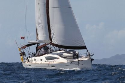 Charter Sailboat Jeanneau Sun Odyssey 42 Ds Owner Version Le Marin