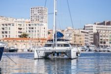 Catamaran Fountaine Pajot Bahia 46