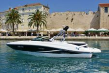 Miete Motorboot Sea Ray 190 Sport Trogir