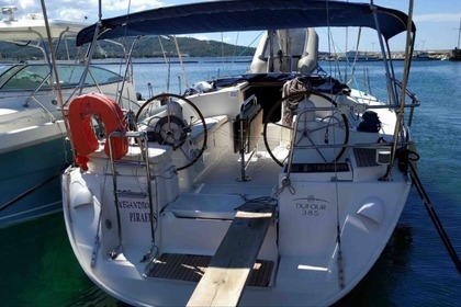 Rental Sailboat DUFOUR 385 Chalkidiki