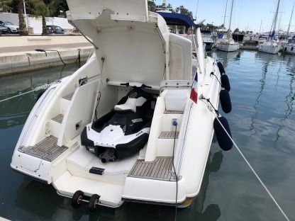 Rental Motorboat Sunseeker 40 Cannes