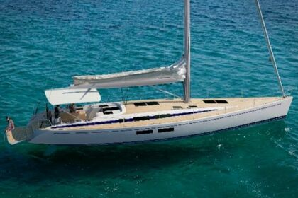 Hire Sailboat German Frers 54 Bodrum