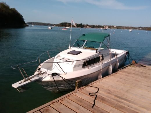Motorboat Chris Craft Sea Hawk 266 for hire