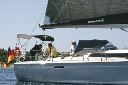 Rental Sailboat DEHLER 42 Rogoznica