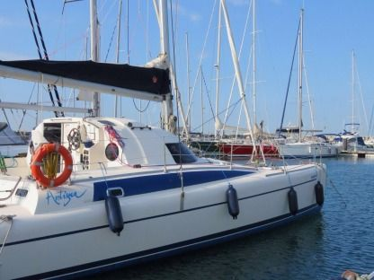Location Catamaran Fountaine Pajot Xantigua 37 Premià de Mar